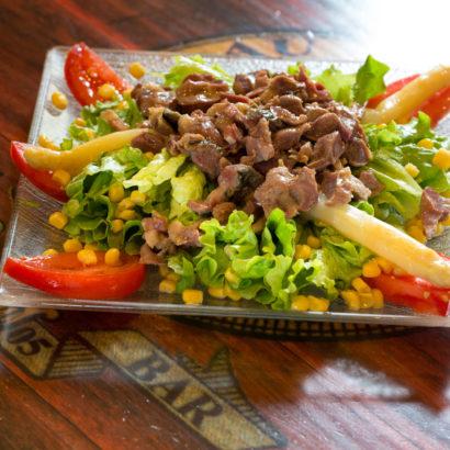 Comptoir de l'Adour salade